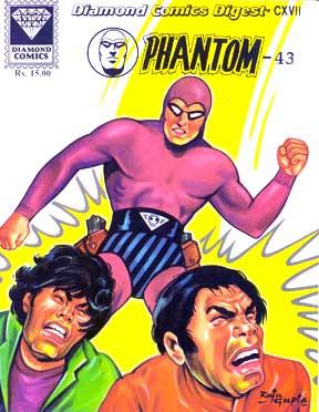 My Diamond Comics Collection